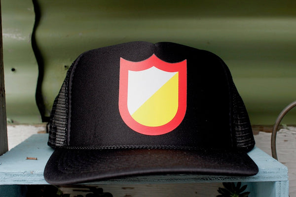 S&M Meshield Trucker Hat