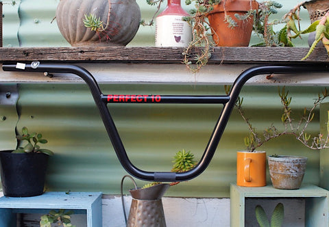 S & M bikes -S&M Perfect 10 Bars -BARS -Anchor BMX