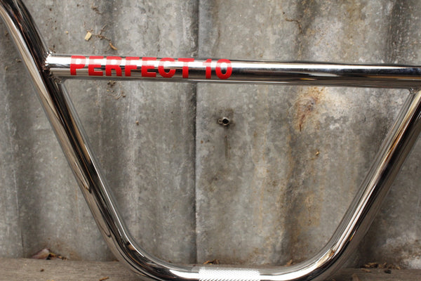 S&M PERFECT 10 BARS CHROME