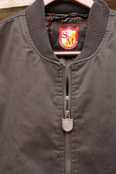 S&M Shield Cut Vest
