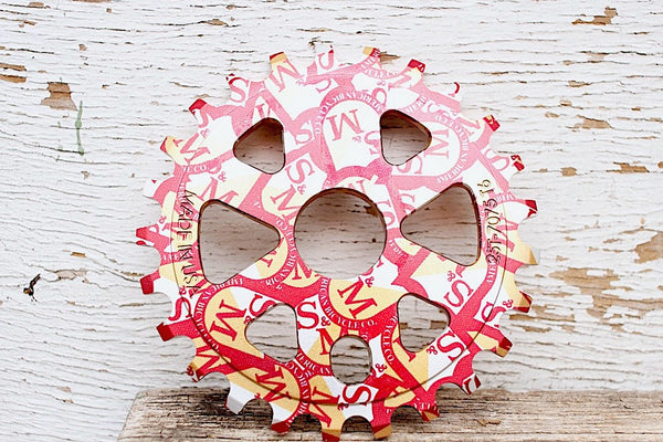 S & M bikes -S&M X-Man Sprocket Shield Wrap -SPROCKETS -Anchor BMX