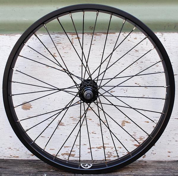 SALT -Salt Everest Front Wheel -WHEELS + SPOKES + BUILDS -Anchor BMX