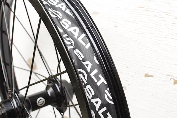 SALT -Salt Rookie 16 Inch Rear Wheel -WHEELS + SPOKES + BUILDS -Anchor BMX