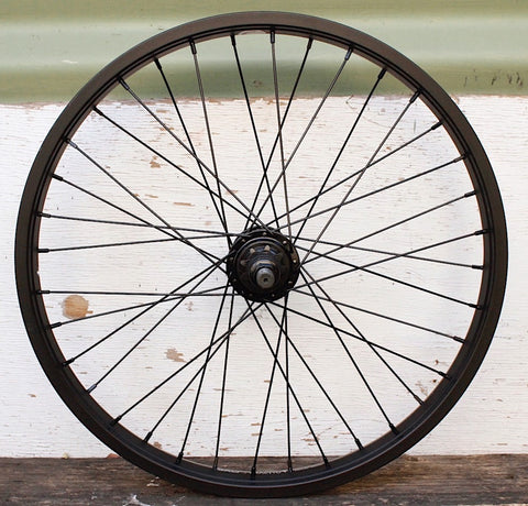 SALT -Salt Rookie Cassette Rear Wheel -WHEELS + SPOKES + BUILDS -Anchor BMX