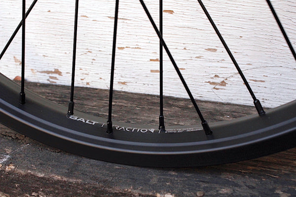 Salt Rookie Cassette Rear Wheel - Anchor BMX