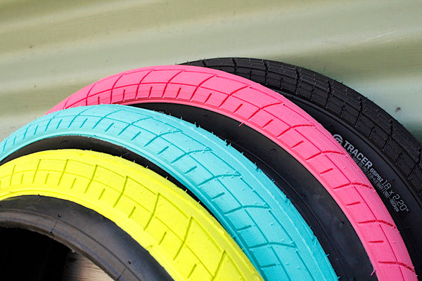Salt Tracer 16 Inch Tyre - Colour range