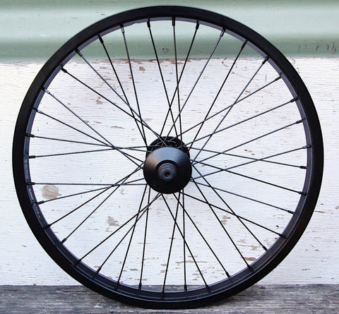 SALTPLUS -Saltplus Summit Front Wheel -WHEELS + SPOKES + BUILDS -Anchor BMX