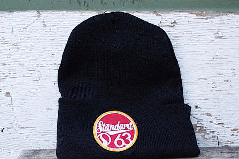 Standard Byke Co G63 Patch Beanie