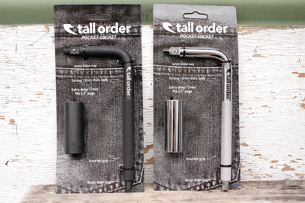 TALL ORDER -Tall Order Pocket Socket -TOOLS + LOCKS + LIGHTS + PUMPS -Anchor BMX