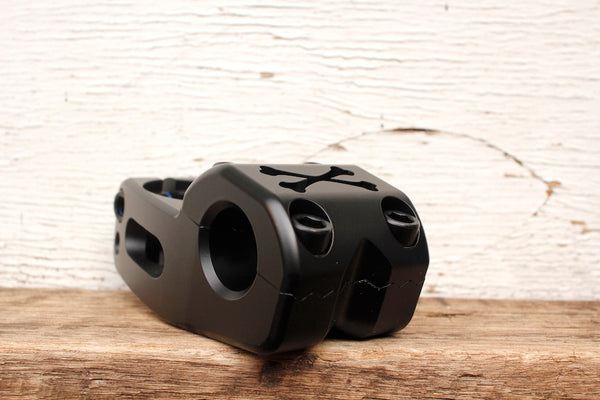 TEMPERED CROSS BONES BMX STEM
