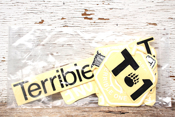 Terrible One Sticker Pack #2 - Anchor BMX
