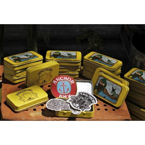 Anchor BMX -The Anchor Cap'N 3 Patches -Magazines + stickers+patches -Anchor BMX