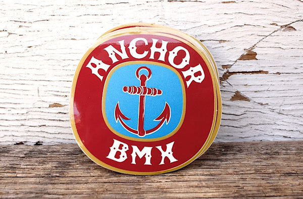 The Anchor Beer Sticker 10Pk