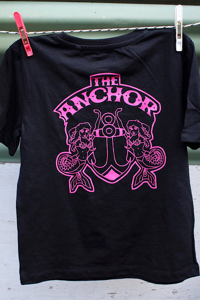 THE ANCHOR BMX +2 KIDS TEE - BUY NOW - AUS KIDS BMX GEAR