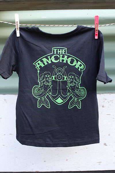 Anchor BMX -The Anchor + 2 Kids Tee -CLOTHING -Anchor BMX