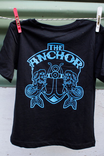The Anchor + 2 Kids Tee - Anchor BMX