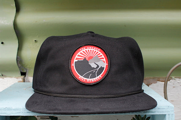 THE ANCHOR HILL BOMBERS HAT
