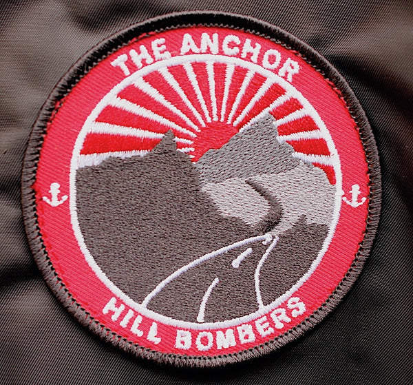 Anchor BMX -The Anchor Hill Bombers -CLOTHING -Anchor BMX