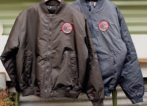 THE ANCHOR HILL BOMBERS JACKETS - MELBOURNE BMX