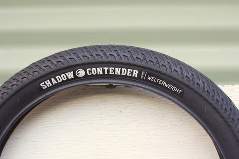 THE SHADOW CONSPIRACY -Tsc Contender Welterweight Tyre -TYRES + TUBES -Anchor BMX
