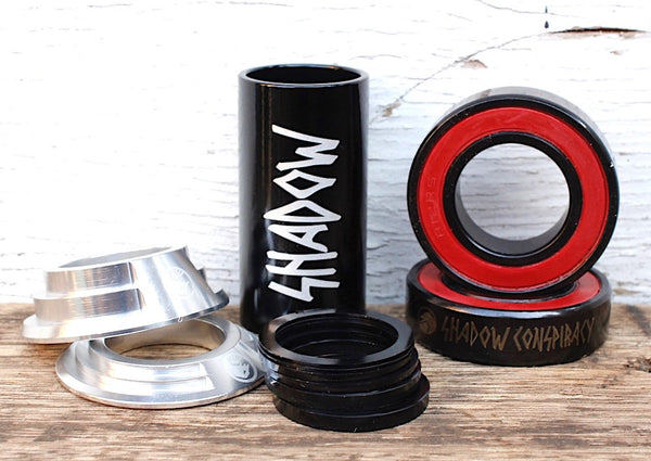 THE SHADOW CONSPIRACY -TSC Corvus Mid BB -Headsets and bottom brackets -Anchor BMX