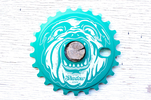 TSC JESCO SPROCKET GREEN