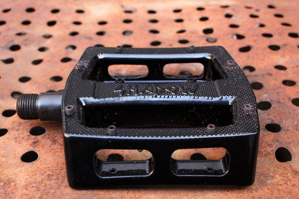 TSC RAVAGER ALLOY PEDALS BLK
