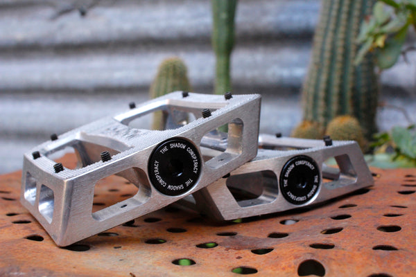 Tsc Ravager Alloy Pedals Sealed - Anchor BMX