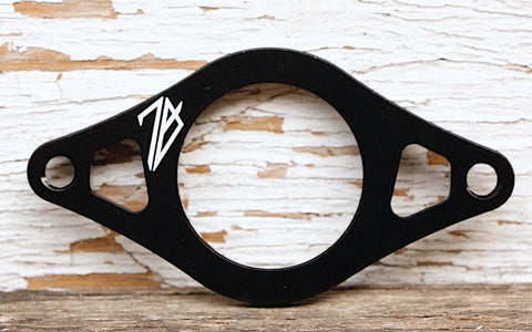 Tempered Gyro Plate - Anchor BMX