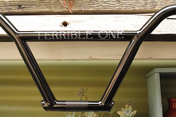 TERRIBLE ONE -Terrible One Salt City Bars -BARS -Anchor BMX