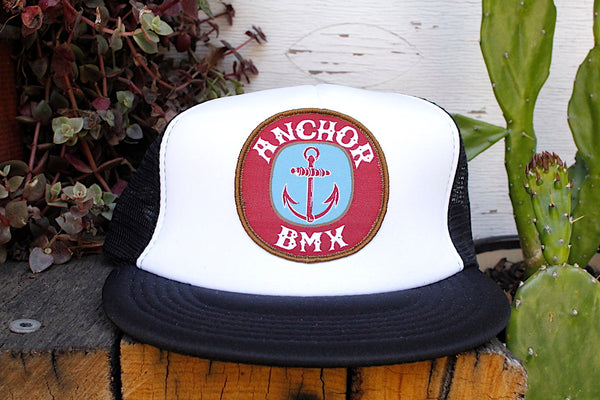 The Anchor Beer Trucker Blk/White