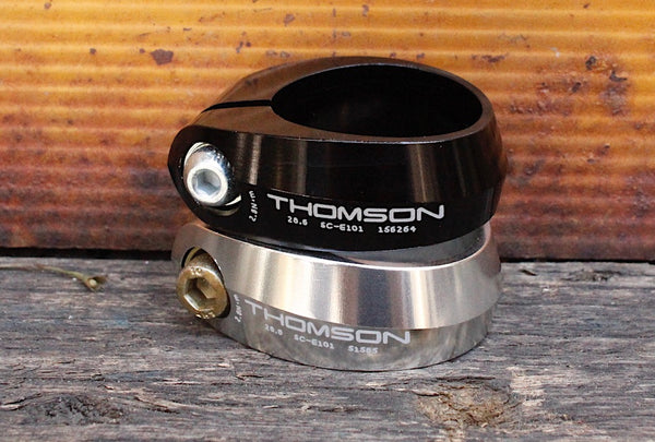 THOMSON -Thomson Seat Post Clamp -Seatposts and Clamps -Anchor BMX
