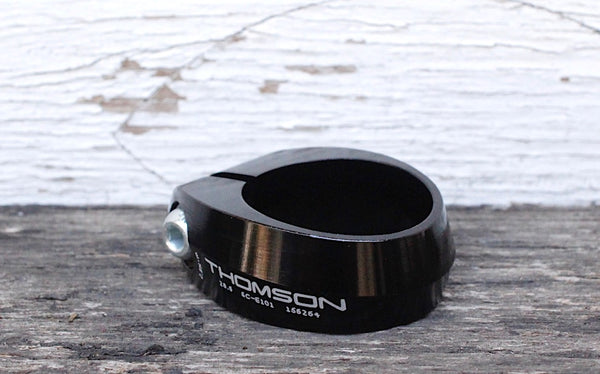 Thomson Seat Post Clamp blk