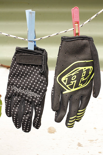 Troy Lee -Troy Lee Designs Sprint Youth Gloves -HELMETS + PADS + GLOVES -Anchor BMX