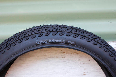 UNITED INDIRECT TYRE 2.35