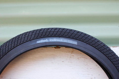 UNITED -United Indirect Tyre 2.1 -TYRES + TUBES -Anchor BMX