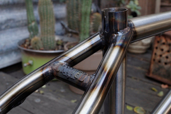 UNITED MOTHERSHIP  BMX FRAME CLEAR