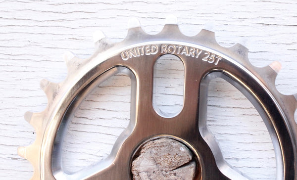 UNITED -United Rotary Sprocket -SPROCKETS -Anchor BMX