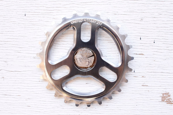 United Rotary Sprocket - Anchor BMX