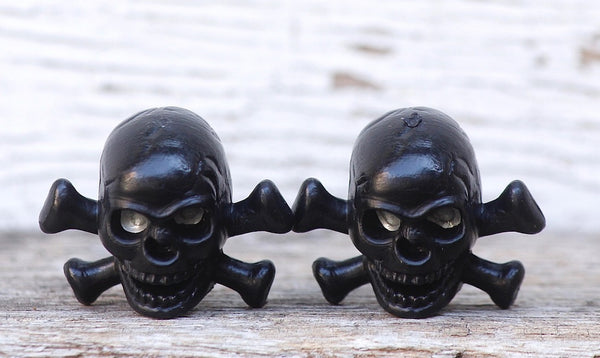 Decorative Valve Caps - Anchor BMX