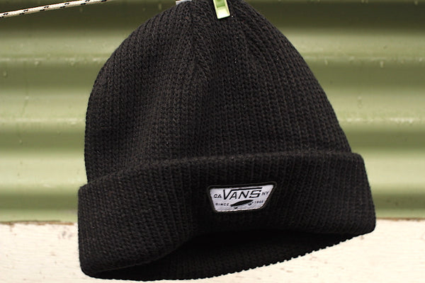 VANS MINI FULL PATCH BEANIE BLK