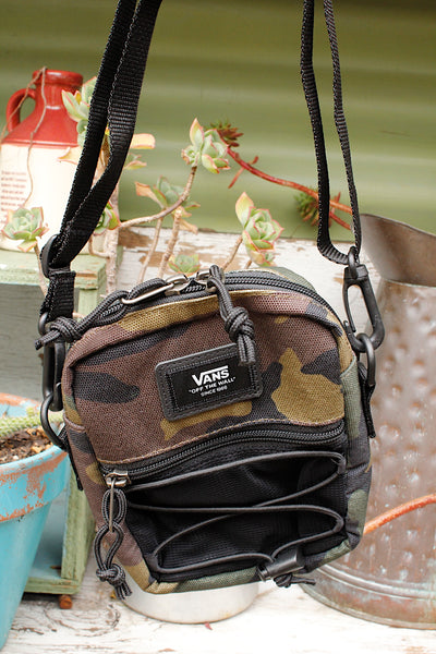 Vans -Vans Bail Shoulder Bag -BAGS -Anchor BMX