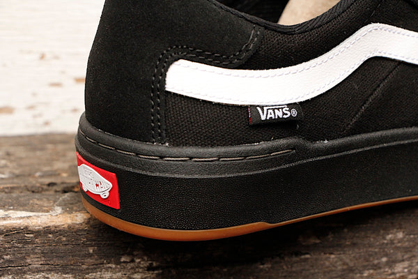 Vans Berle Pro Shoes Black/Black/White