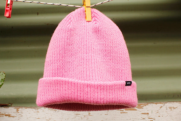 VANS -Vans Core Basic Beanie -HATS + BEANIES + SHADES -Anchor BMX