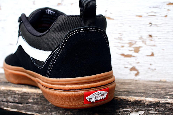 Vans Kyle Walker Pro Shoes Black/Gum