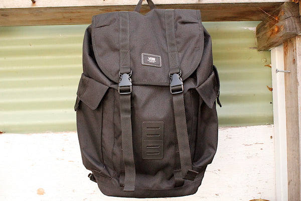 Vans Off The Wall Backpack Black