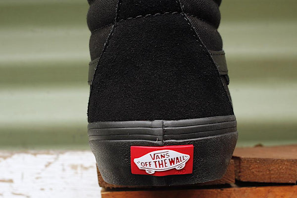 VANS -Vans Sk8-Hi Pro Blackout -Shoes -Anchor BMX