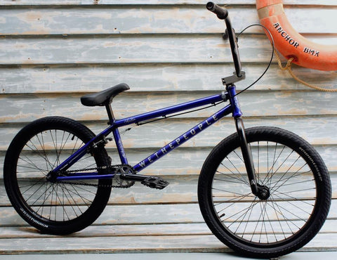 WETHEPEOPLE -WeThePeople Audio 22 Inch 2020 -Complete Bikes -Anchor BMX