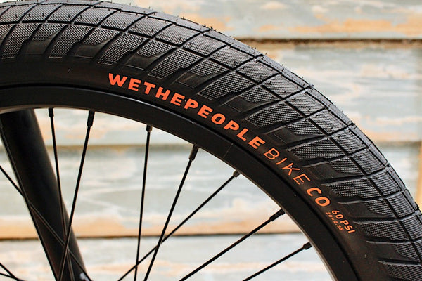 WETHEPEOPLE -WeThePeople Crysis 2020 Matte Black -Complete Bikes -Anchor BMX