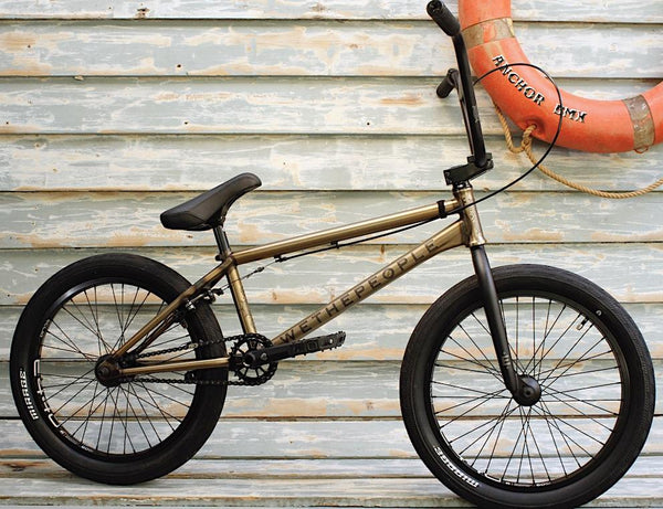 WeThePeople Envy 2020 Trans Gold - Anchor BMX